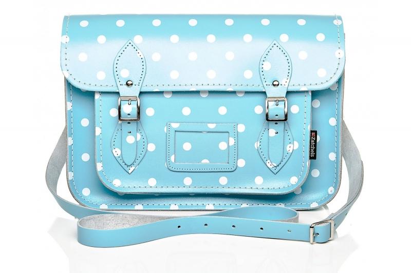 Zatchels Polka Dot Handbag Collection 2011_05