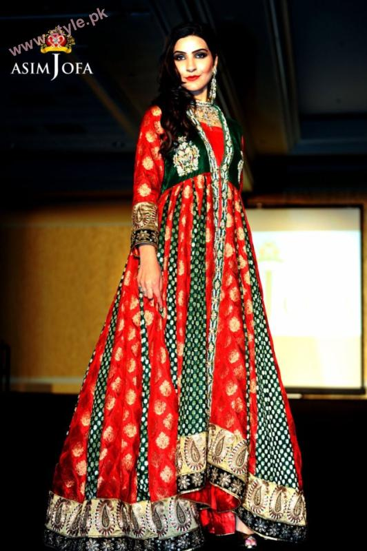 Asim Jofa Winter Party Wears For WOmen 2012 005 for women local brands asim jofa
