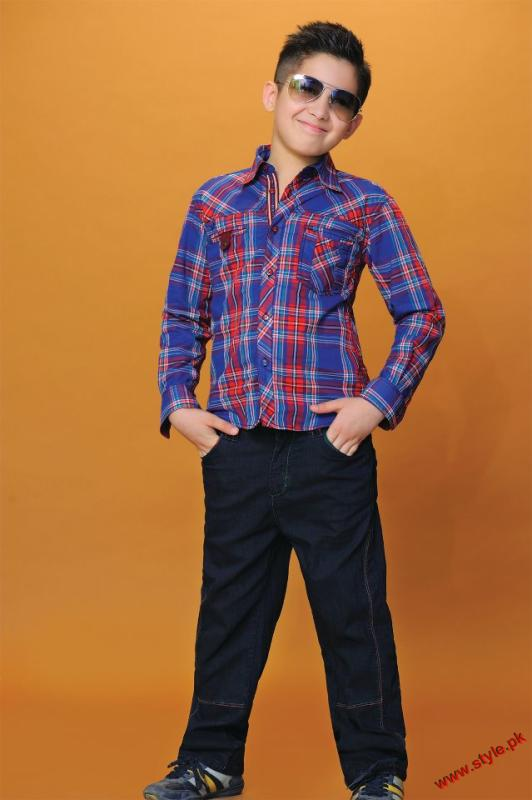 f2a3022d4 Chen One Fall Winter Collection For Kids 2011-12