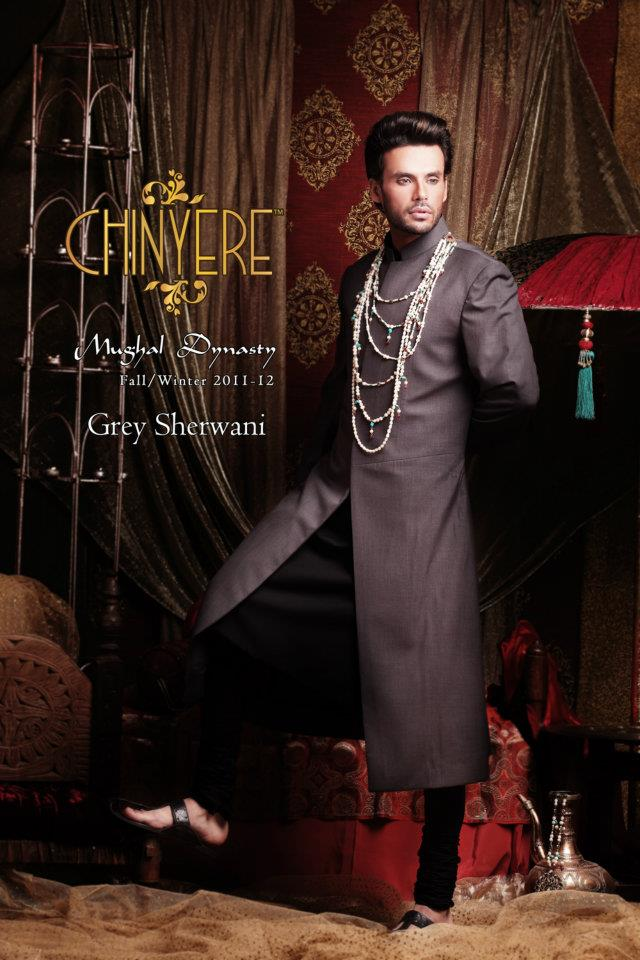 Chinyere Winter Collection For Men 2011-2012 d