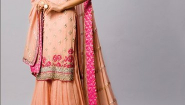 Designer Hina Khan Latest Bridal Wear Collection a