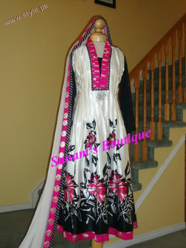 Exclusive Collection For Women By Sanams Boutique 2011 12 001 pakistani dresses
