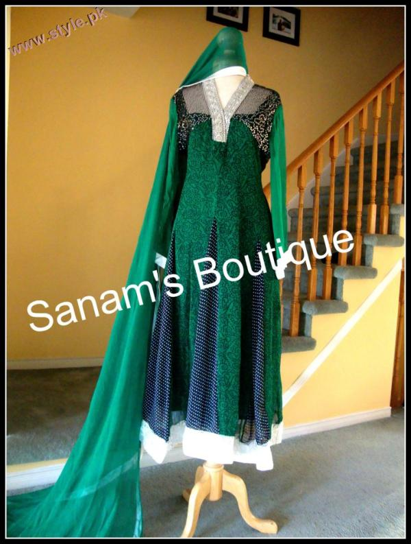 Exclusive Collection For Women By Sanams Boutique 2011 12 002 pakistani dresses