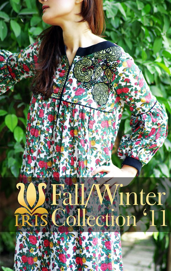 Iris Winter Collection 2011 by Beech Tree 01 local designer clothes for women