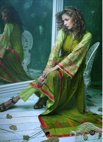 Lakhany Silk Mills LSM Gorgeous Wintery Collection 2011 2012 d local designer clothes for women lakhani clothes