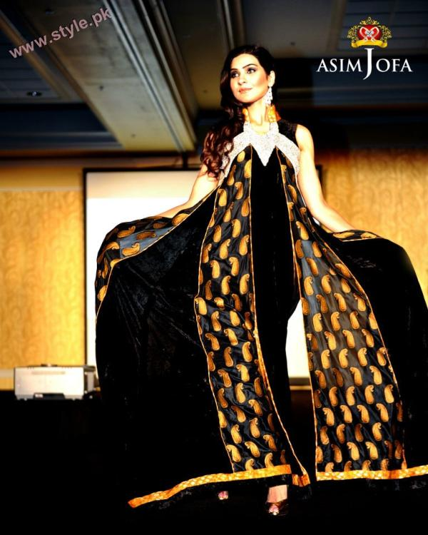 Latest Asim Jofa Evening Wears For Winter 2012 002 for women local brands asim jofa