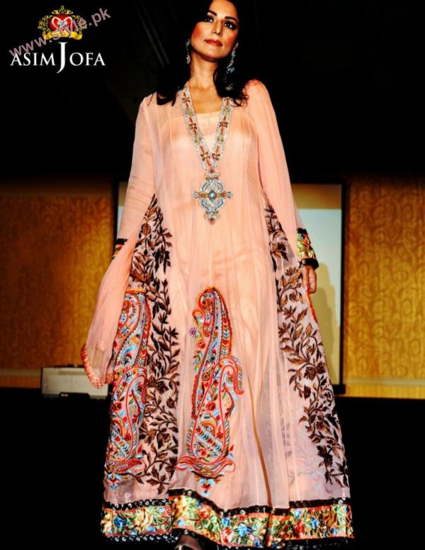 Latest Asim Jofa Evening Wears For Winter 2012 003 for women local brands asim jofa