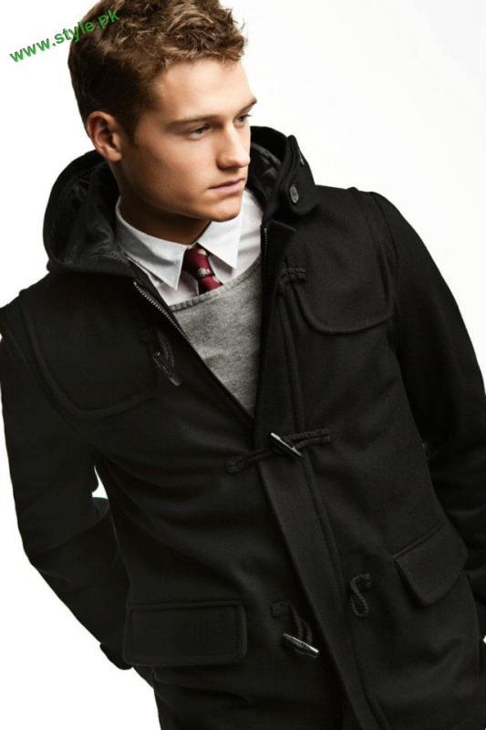 latest fall winter lookbook for men by zara 2012