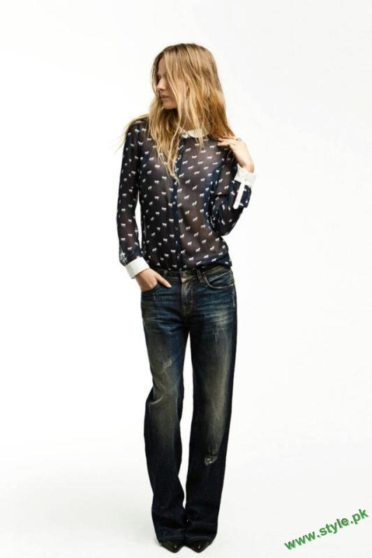 Latest FallWinter Collection For Women By Zara 2011 12 004 for women local brands