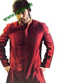 Latest Kurta Collection For Men By Junaid Jamshed 2011 12 001 men wear