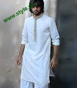 Latest Kurta Collection For Men By Junaid Jamshed 2011 12 002 men wear