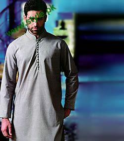 Latest Kurta Collection For Men By Junaid Jamshed 2011 12 003 men wear