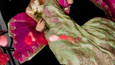 Latest Party Wears Collection for Women By Gulzeb 2012-006