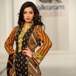 Al-Karam Latest Collection At Al-Karam Fashion Show In Lahore 2011