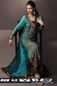 Latest formal wear Dresses for women by Style Couture 001 200x300 local designer clothes for women