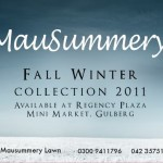 MauSummery Fall Winter Collection 2011 g
