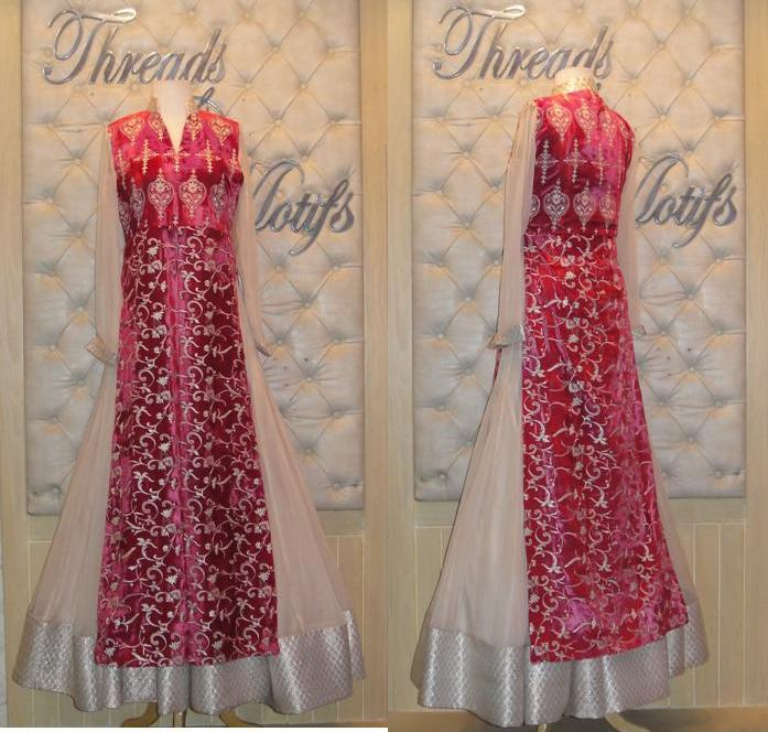 Threads and Motifs Latest Collection 04 new fashion designer dresses