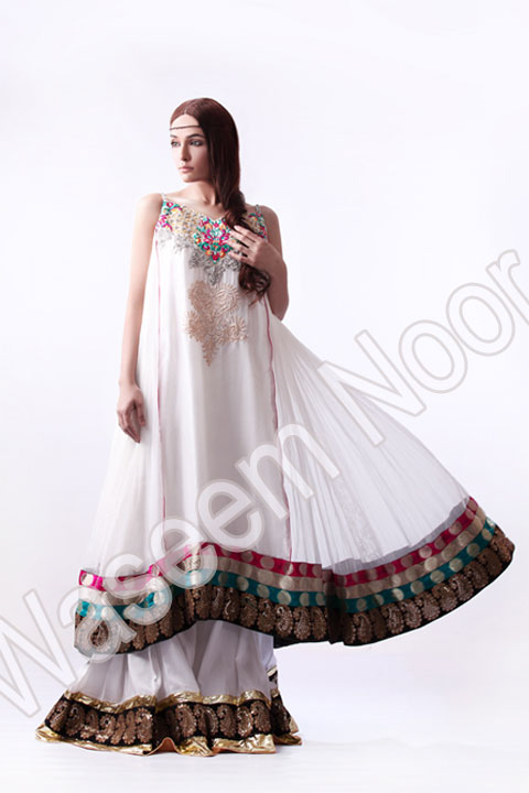 Waseem Noor Formal Collection 2011 2012 e designer dresses