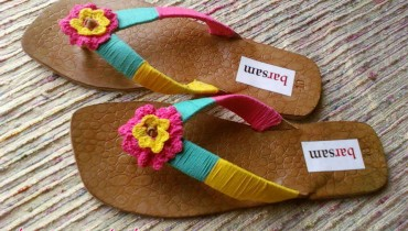 Girl's footwear by barsam (7)