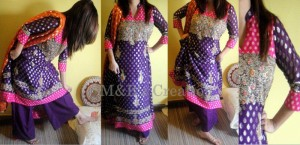 party dresses for girls by M&B'z creation (2)