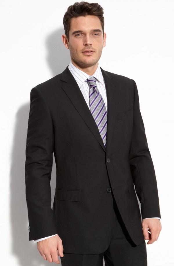 Men's Formal Wear For A Formal Meeting