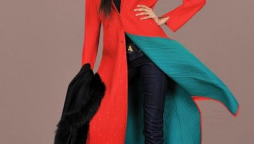 Ayesha Khurram Monochrome Winter Collection 2012 a