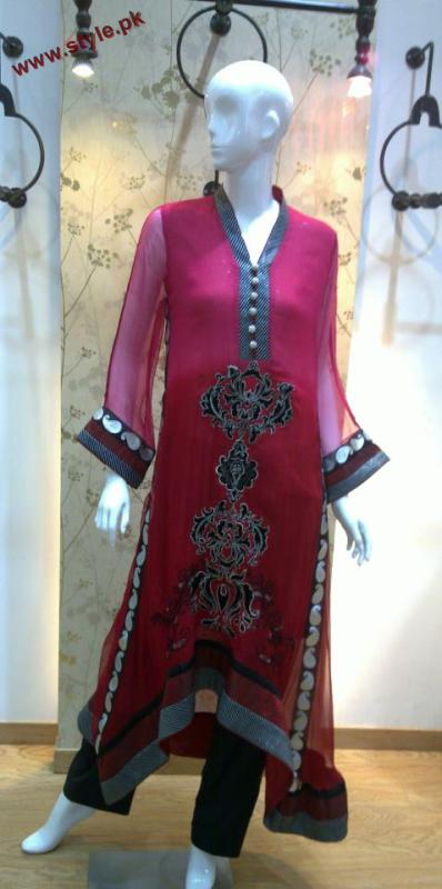Bonanza Latest Winter Arrivals 2012 003 pakistani dresses fashion brands
