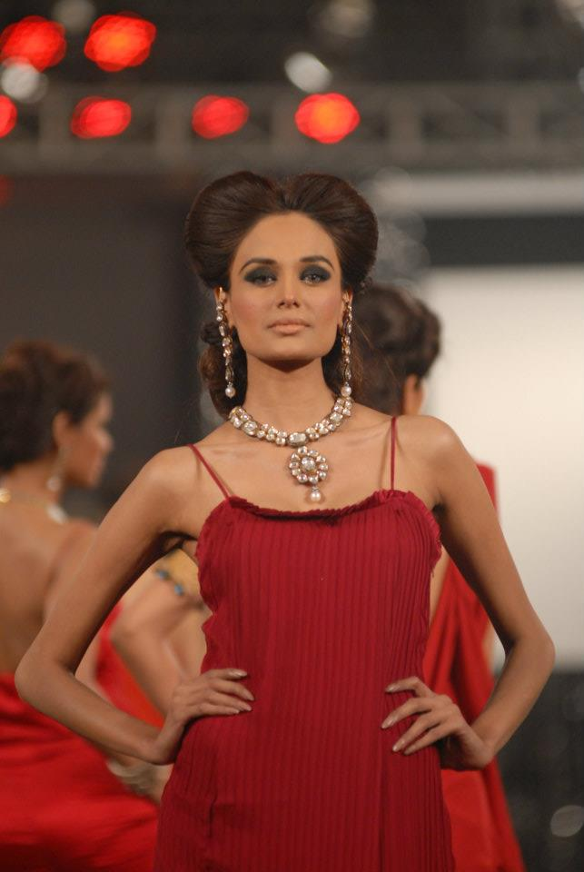 Damas Jewellery in PFDC LOreal Paris Bridal Week e