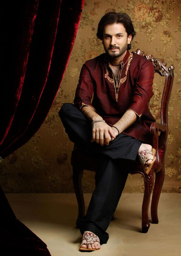 Dawood Faizan Kurta and Sherwani Designs For men 2012 10 men wear