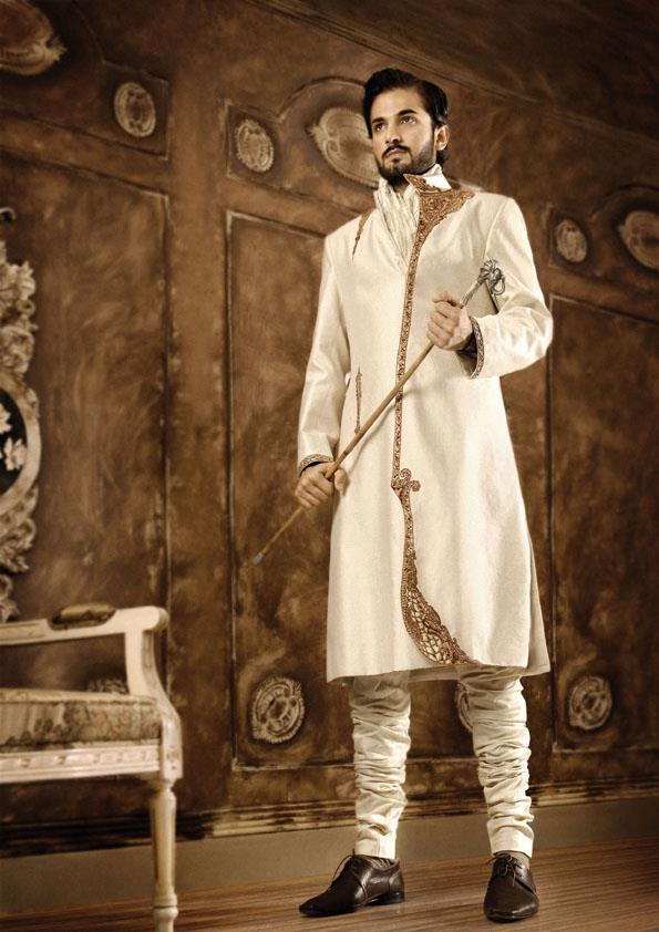 Dawood Faizan Kurta and Sherwani Designs For men 2012 e men wear