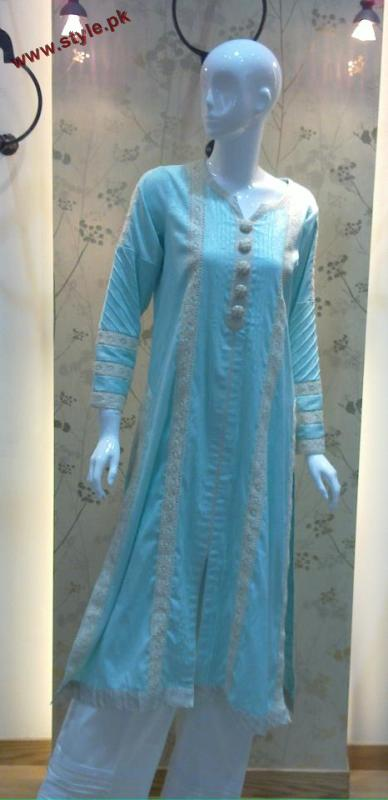 Latest Bonanza Winter Collection For Women 2012 005 pakistani dresses fashion brands
