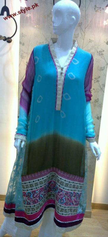 Latest Bonanza Winter Collection For Women 2012 006 pakistani dresses fashion brands