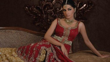 Latest Bridal Wear Collection By Hajra Hayat 2012-004