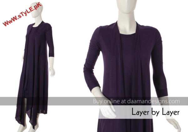 Latest Casual Wear By Daaman 2012 006 for women local brands