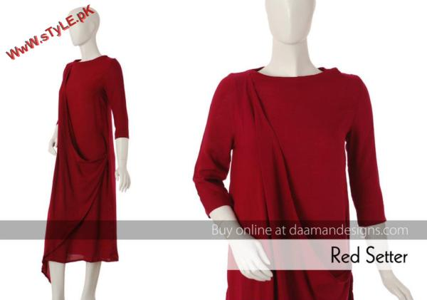 Latest Casual Wear By Daaman 2012 007 for women local brands