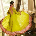 Latest Fashion Frock Collection for women 2012 14
