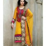 Latest Fashion Frock Collection for women 2012 6