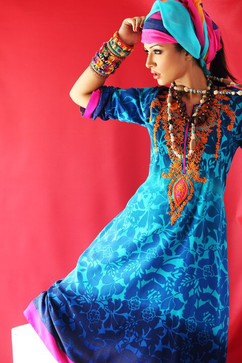 Latest Ready to Wear dresses 2012 by Kashish