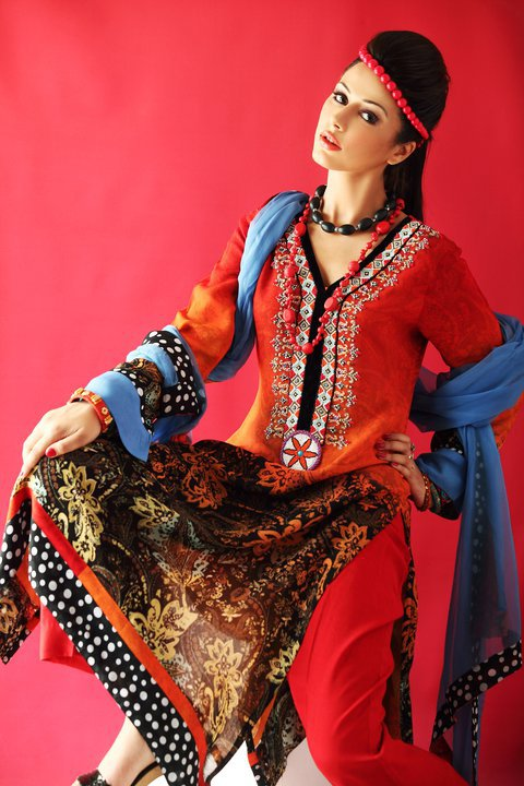 Latest Ready to Wear dresses 2012 by Kashish o designer dresses