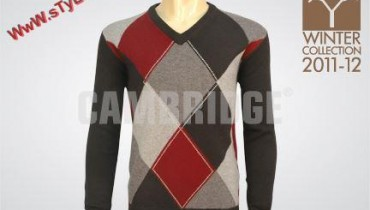 Latest Winter Sweaters Collection By Cambridge 2012-001
