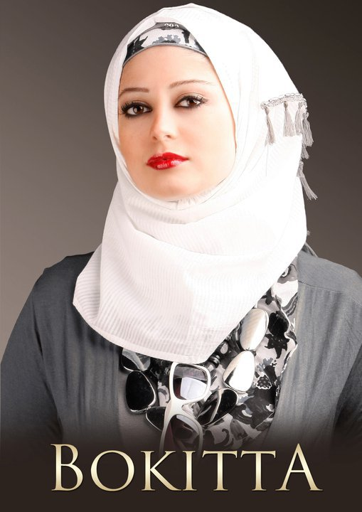 Latest fashion Matching Head Scarves 2012 by Bokitta 3
