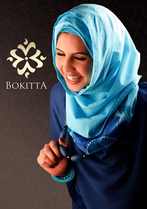 Latest fashion Matching Head Scarves 2012 by Bokitta 4