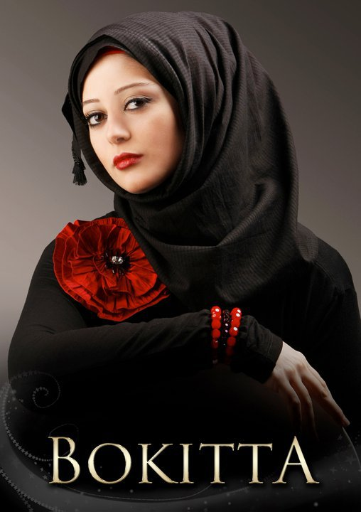 Latest fashion Matching Head Scarves 2012 by Bokitta 5