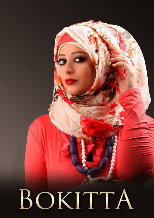 Latest fashion Matching Head Scarves 2012 by Bokitta 6