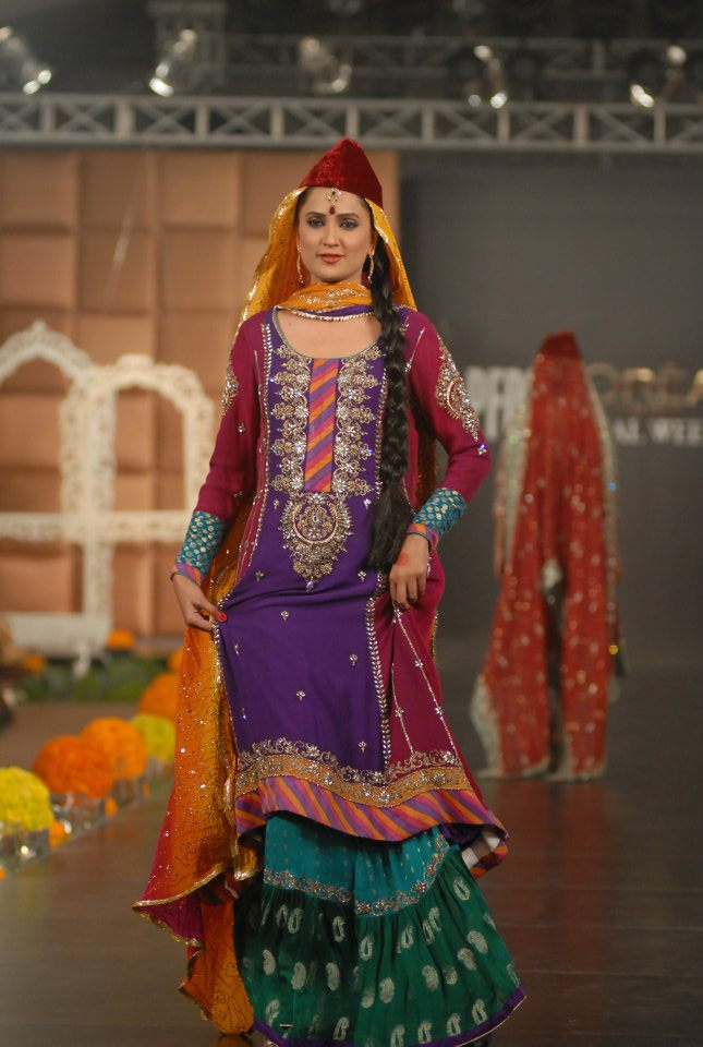 Latest fashion in lahore 41