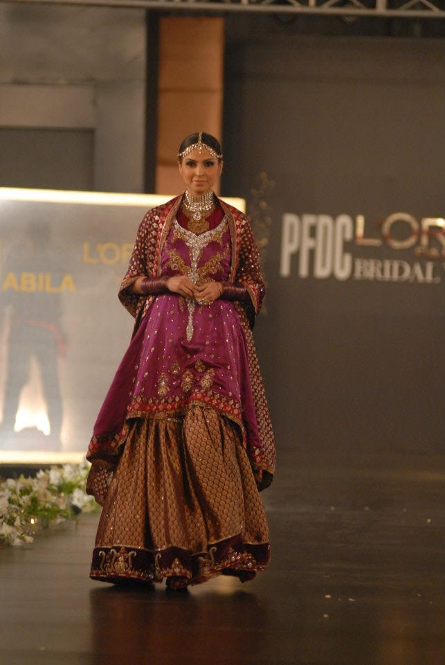 PFDC LOreal Paris Bridal Week Day One b