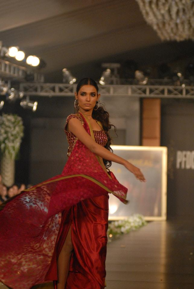 PFDC LOreal Paris Bridal Week Day One e
