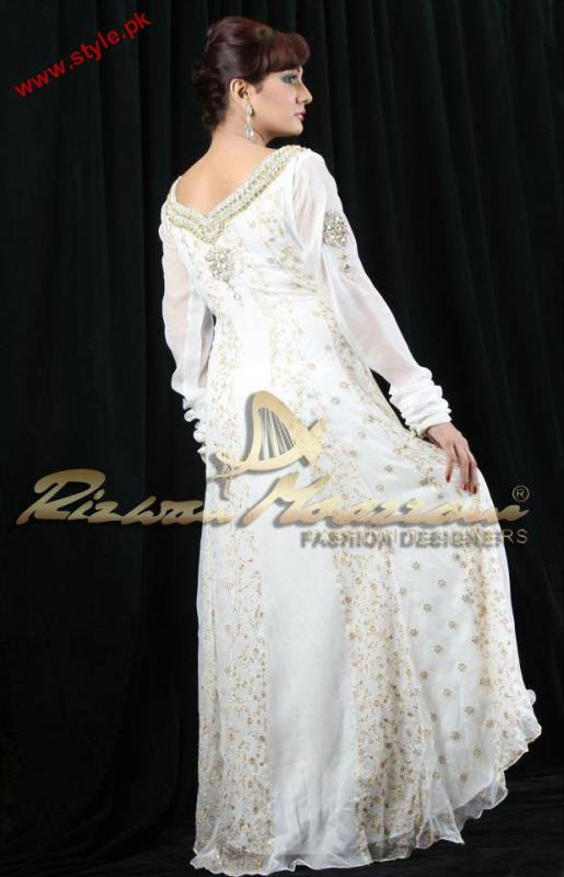 Rizwan Moazzam Latest Party Wear Collection 2012 002 pakistani dresses