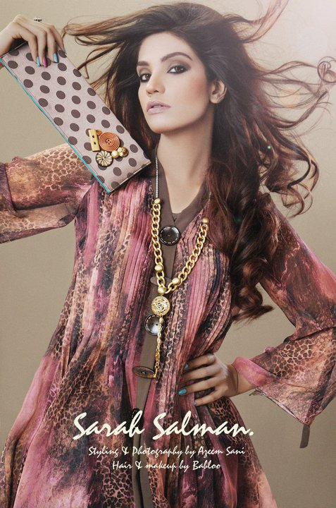 Sarah Salman Latest Pret Wear 2012 For Women i designer dresses