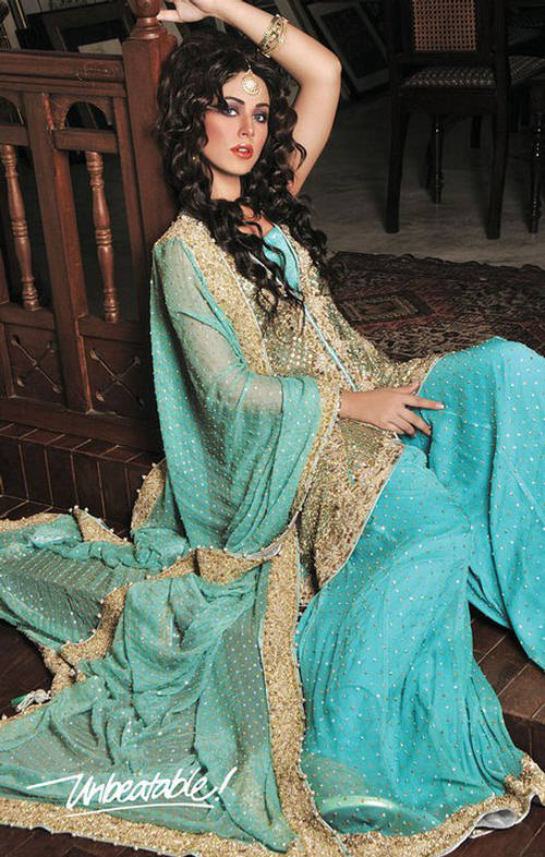 Shehla Rehman Bridal Collection 2012 by Unbeatable 02